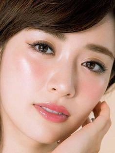 Japanese Makeup, Japanese Beauty, Asian Beauty, Beautiful Asian Girls, Beautiful People, Beautiful Women, Woman Face, Girl Pictures, Beauty Women