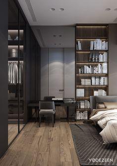 Residence in Baku on Behance