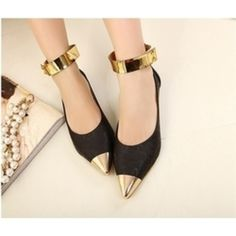 1c20a51bd152 Pointed Toes Flat Shoes Enjoy Comfort with StyleMy heart seriously falls in  love with t when I found these romantic flat pointy toe woman shoes.