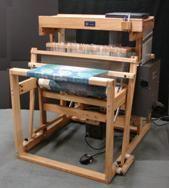 avl loom v series 30 inch 16 harness compu-dobby loom