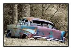 Lost in Time '57 Chevy.
