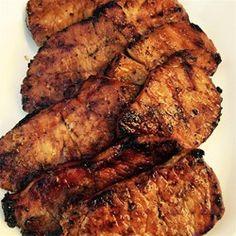 Chinese Pork Chops