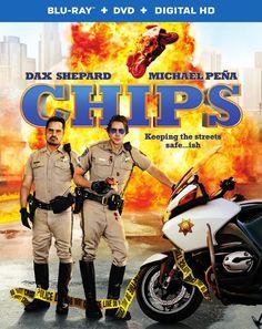 Chips (Comedy) [Blu ray]