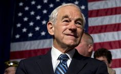 """Ron Paul questioned the promises of Republican presidential candidates who have vowed to """"rebuild"""" the U.S. military if elected."""