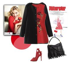 """""""Beautifulhalo.com"""" by nastyaafanasova ❤ liked on Polyvore featuring WithChic"""