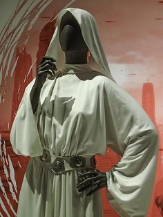 Photographed at the Star Wars and the Power of Costume exhibit displayed at the EMP Museum in Seattle, WA.