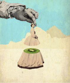 Artist: Julia Geiser Medium: Digital Collage Date: 2013 Psychedelic Art, Photo Collage, Photomontage, Illustration Art, Art, Collage Artists, Collage Art, Pop Art, Altered Art