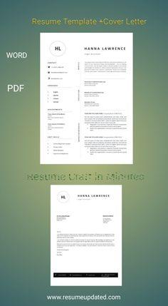 Cv Design Template, Modern Resume Template, Invoice Template, Cover Letter Template, Letter Templates, Quotation Template Word, Resume Skills, Resume Design, Quotations