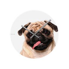 Crazy Dog Wall Clock, $33.50, now featured on Fab.