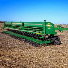Planting Cover Crops with a No-Till Drill