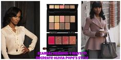 Scandal Fashion: 4 Ways To Recreate Olivia Pope's Style