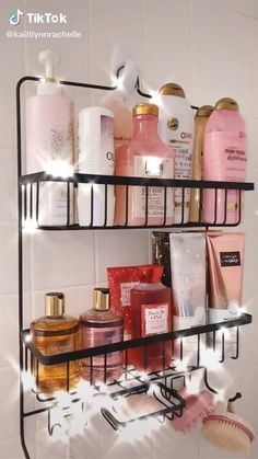 (paid link) burgundy makeup look Products, burgundy makeup look , & Tutorials | burgundy makeup look #burgundymakeuplook Makeup Drawer Organization, Care Organization, Bathroom Organisation, Toiletry Organization, Hair Product Organization, Rangement Makeup, Body Shower, Shower Routine, Beauty Room