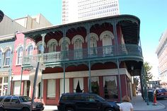 It looks like New Orleans, but it's Mobile, Alabama
