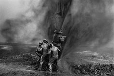 Sebastião Salgado was a student of economics who completed his Ph.D. course work in Paris, France and then decided to abandon academia for photography. Description from 121clicks.com. I searched for this on bing.com/images
