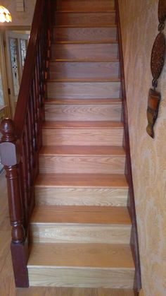 Oak Stairs Refurbishment Kits