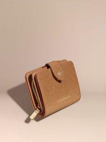 Glitter Patent London Leather Wallet
