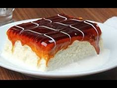 Dairy Dessert Lovers Here! 12 milk dessert recipes that you can easily make at home - Cake Recipes Delicious Cake Recipes, Yummy Cakes, Trilece Recipe, Cake Recipe With Eggs, Easy Desserts, Dessert Recipes, Milk Recipes, Caramel Recipes, Cake Recipes