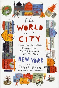 jessie hartland, the world in a city