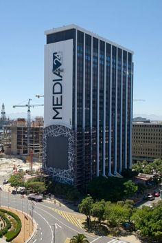 New Look: Media24 Centre