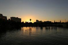 Sunset Tampa Florida