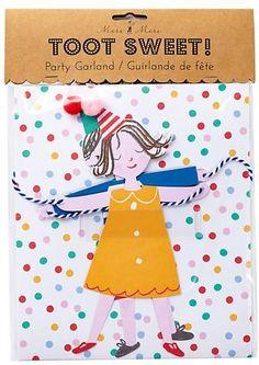 Toot Sweet Children's Garland