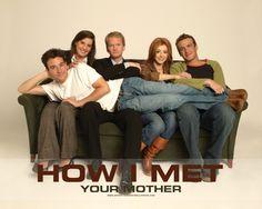 how i met your mother | How I Met Your Mother Couch - How I Met Your Mother Wallpaper (791296 ...