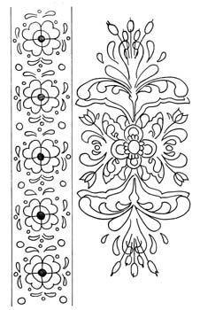Dessins polychrome - maison de poupée - vitrines miniatures Tambour Beading, Vitrine Miniature, Couture Embroidery, Dot Art Painting, Dollhouse Miniatures, Machine Embroidery, Folk Art, Coloring Pages, Needlework