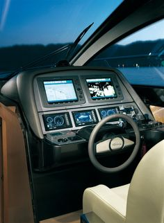 Internal view Riva Yacht - Sportriva 56' #yacht #luxury #ferretti #riva