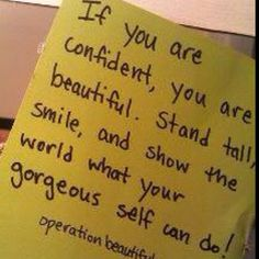 operationbeautiful.com .....spread the love! <3