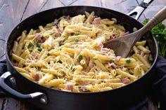One Pot Ham & Penne Skillet Recipe – Page 2 – Julie's Eats & Treats