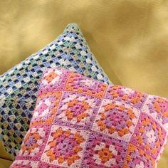 Granny pillows