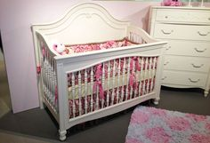 Stunning nursery furniture by Young America! #hpmkt