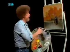 Bob Ross Bridge to Autumn-The Joy of Painting (Season 31 Episode 7) - YouTube