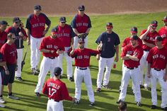 Photos from Red Sox spring training