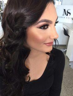 Melissa Sassine makeup
