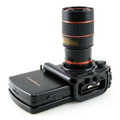 1 pc Universal Mini 8x Zoom Optical Lens Telescope For iphone 5S for HTC cell phone Camera t-east