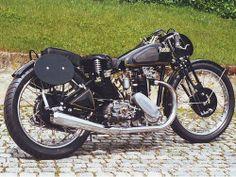 1937 Rudge 500cc Sport Single 4 Valve