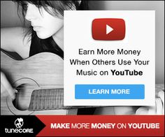 Earn More Money When Others Use Your Music on YouTube