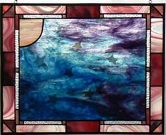 Wrenovations Custom Stained Glass Creations Panels - Large and Unique Page