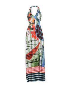 CLOVER CANYON Long dress. #clovercanyon #cloth #dress #top #skirt #pant #coat #jacket #jecket #beachwear #
