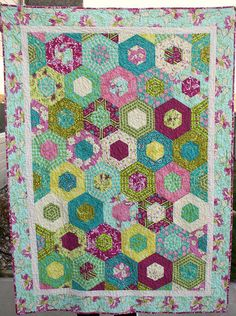 Girly Girl Hexagon 1, via Flickr.