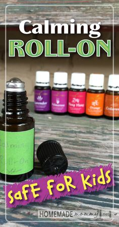 We call this our 'Security Blanket'! Calming Roll-on for kids! | www.homemademommy.net Calming Essential Oils, Essential Oil Blends, Essential Oils For Focusing, Essential Oils Anxiety, Palmarosa Essential Oil, Young Living Oils, 100 Pure, Doterra Essential Oils, Yl Oils