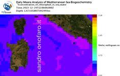 #meteo #forecast #fishing #pesca #mediterranean #mediterraneo #sea #mare 29/12/2013 #Sardegna #Sardinia #Italy #Italia