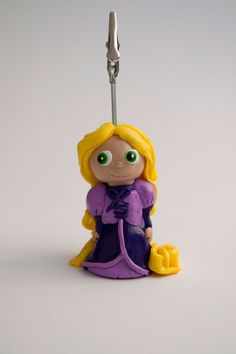 Fimo rapunzel