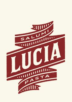Lucia in the Bishop Arts District - handmade antipasti, primi, secondi, and dolci, yes please!