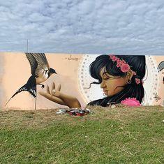 Gaming Posters, Street Art Graffiti, Street Artists, Urban Art, Art Forms, Home Art, Mural Ideas, Play, World