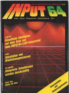 Input 64 Magazine