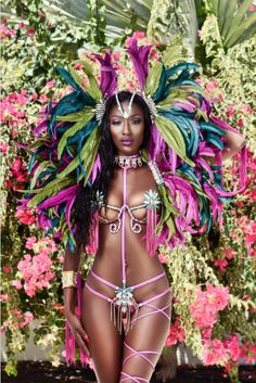 This Band Carnival Costumes Will Make You Want To Jump & Wine | Bossip