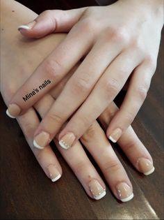 Nikol's french nails ❤❤