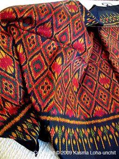 ... A Treasure of Northeastern Thailand: Weaving Villages.
